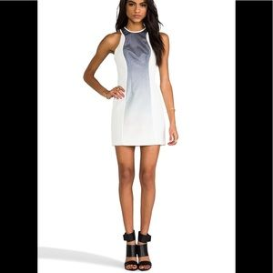 Revolve Cameo Word Dress in Gradient